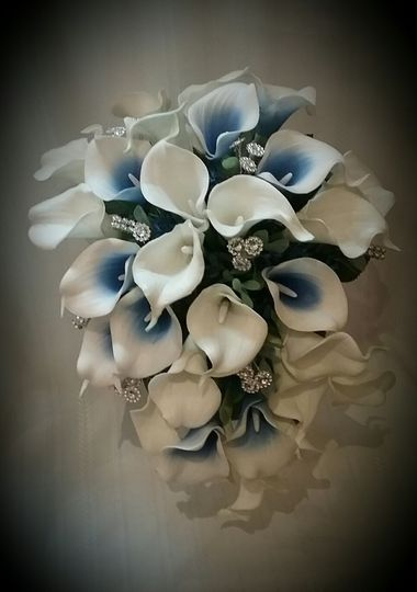 Calla lily Brides Bouquet