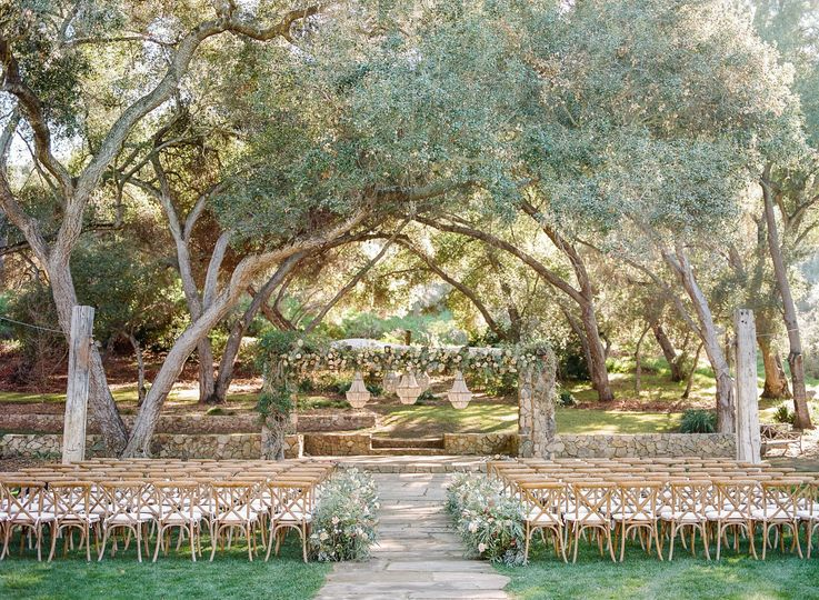 Ceremony Oaks