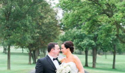 The wedding of Matt and Jen