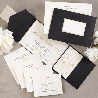Tmx 1285159092709 FXN9936GDlr Manahawkin wedding invitation