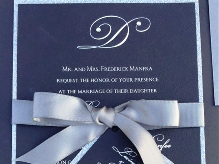 Tmx 1456756694335 Img7209 Manahawkin wedding invitation