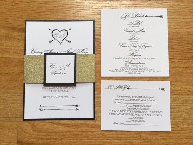 Tmx 1456756707189 Img3350 Manahawkin wedding invitation
