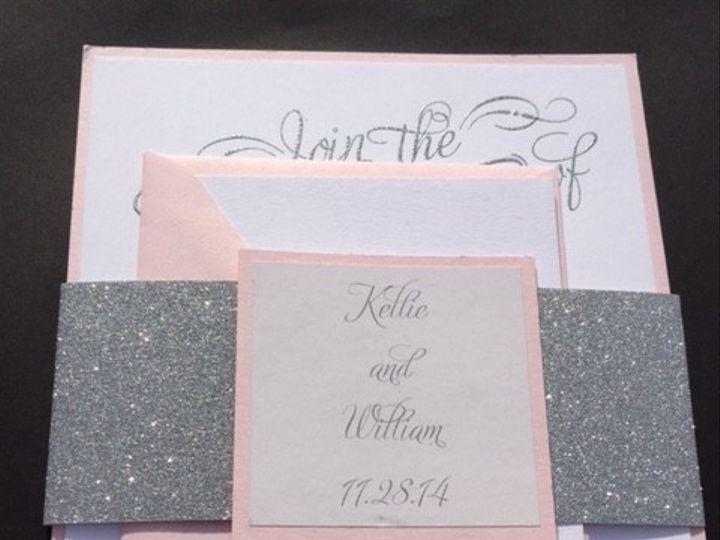 Tmx 1456756726917 Img7443 Manahawkin wedding invitation