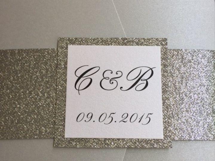 Tmx 1456756750585 Img3935 Manahawkin wedding invitation