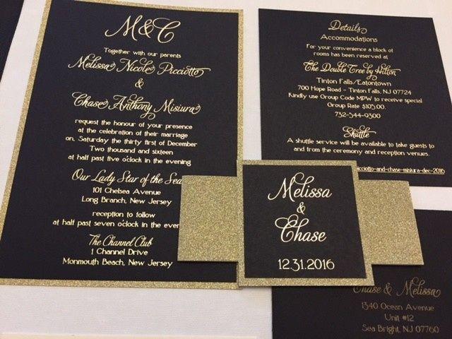Tmx 1484692735100 Img1403 Manahawkin wedding invitation