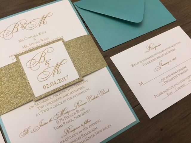 Tmx 1484692745262 Img1425 Manahawkin wedding invitation