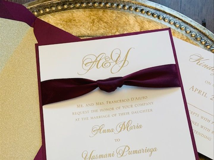 Tmx Img 2161 51 192982 159777158485224 Manahawkin wedding invitation