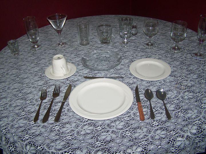 Tmx 1410965747204 Set Table Auburn, New York wedding rental