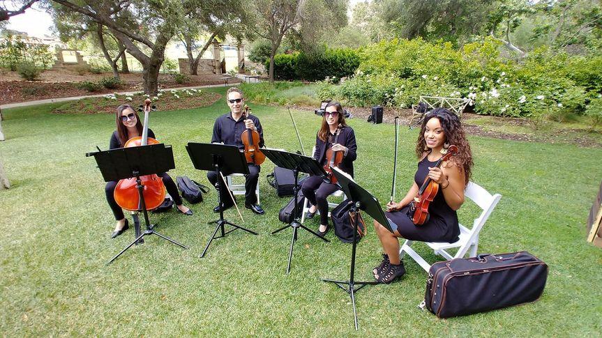 String quartet San Diego