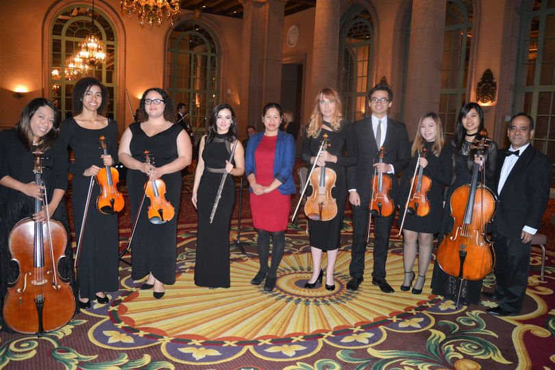 Classical string musicians