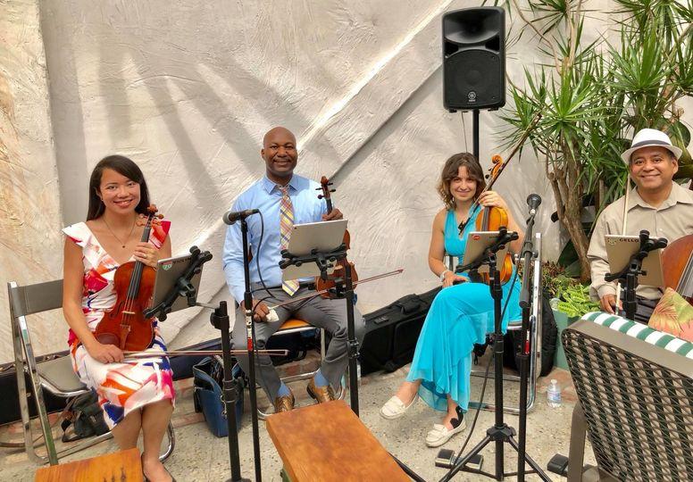 Los Angeles string quartet
