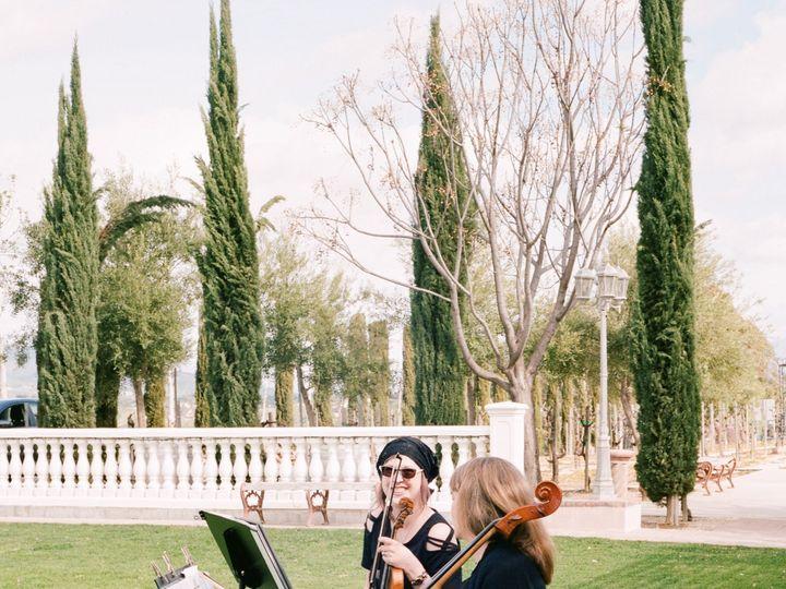 Tmx String Duet Outdoor Ceremony 51 193982 1557724921 Anaheim, California wedding ceremonymusic
