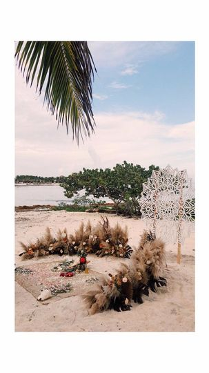 Blue Venado Beach Wedding