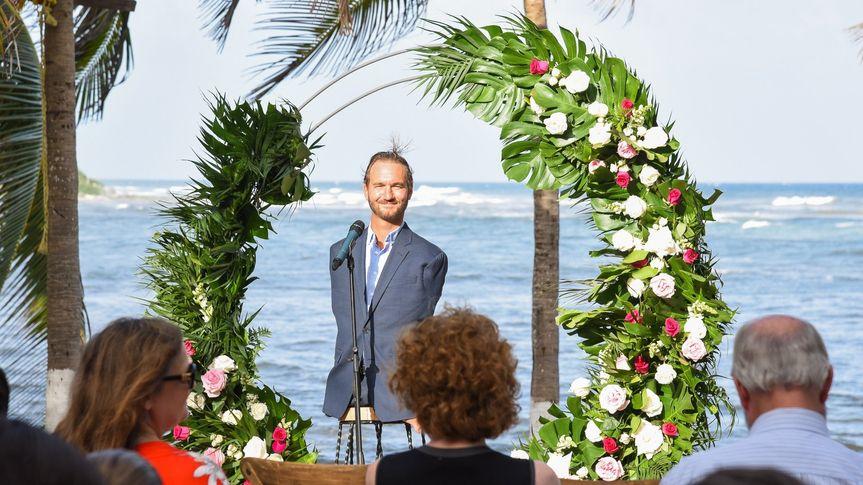 Blue Venado Beach Wedding