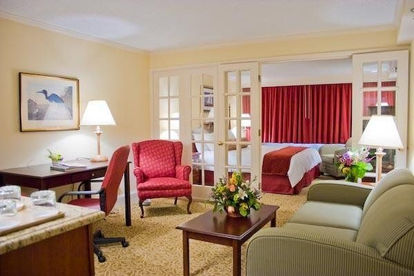 Our wedding packages include a complimentary Executive suite for the bride and groom, on the evening...