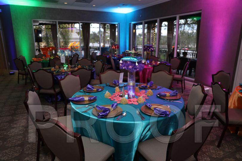 DeRomos Banquet Room