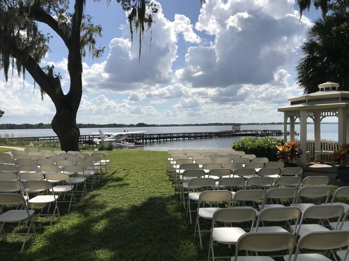 Ceremony site - Oaks/Gazebo