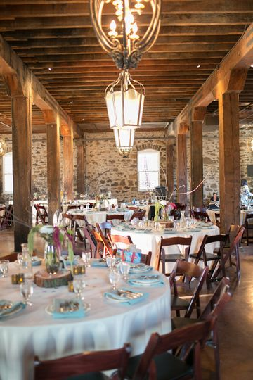 Trione Vineyards & Winery interior