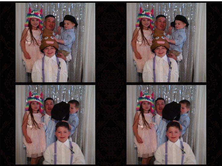Tmx 1507080756701 Kim And George Wedding Photo Strip 2 Easton, PA wedding dj