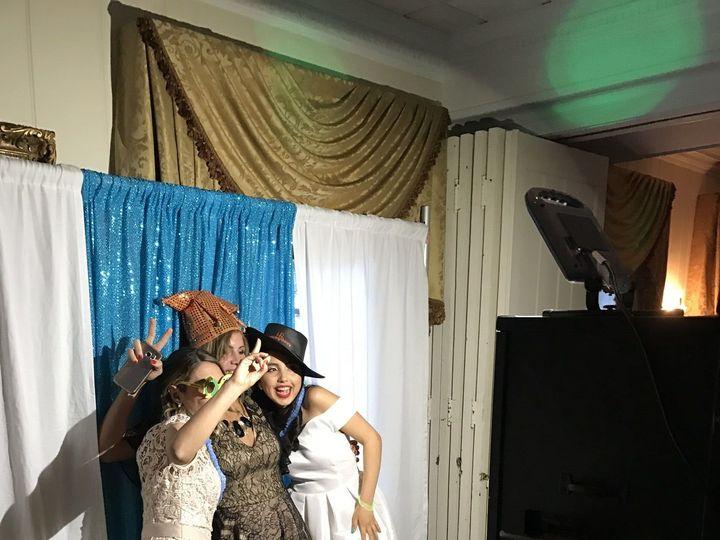 Tmx 1525260538 1796ed1ab8912242 1507080446068 Blue Sequin Photo Booth Easton, PA wedding dj