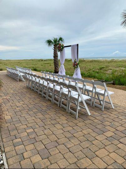 Oceanview Porch Ceremony