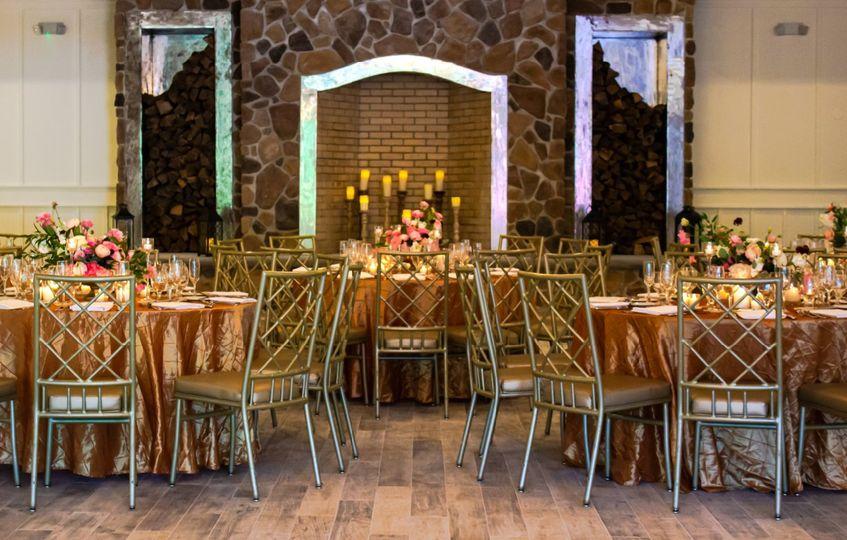 The Farmhouse Venue Hampton Nj Weddingwire