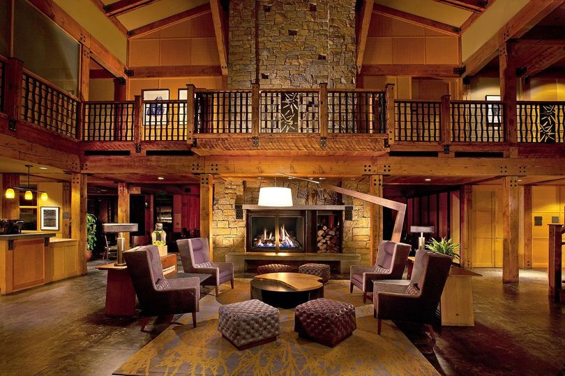 Cozy and warm living area