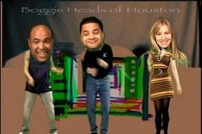 Dancing Boogie Heads of Houston