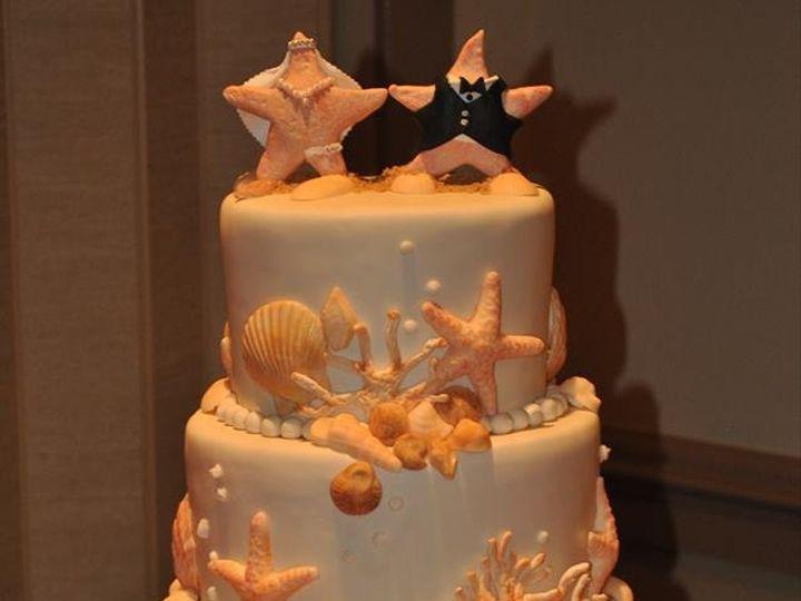Tmx 1390592304064 Starfis Kissimmee wedding cake