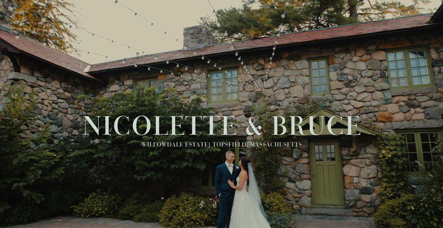 Nicolette & bruce