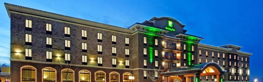 Holiday Inn Midland - Venue - Midland, MI - WeddingWire