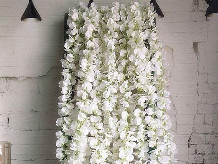 Tmx 120cm Long Artificial Wisteria Flower Vine Silk Hydrangea Rattan Diy Wedding Birthday Party Decoration Wall Backdrop 51 1054092 Aurora, IL wedding eventproduction