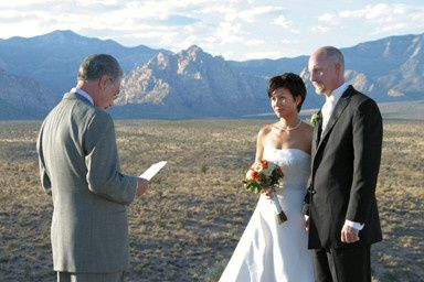 parkers red rock wedding