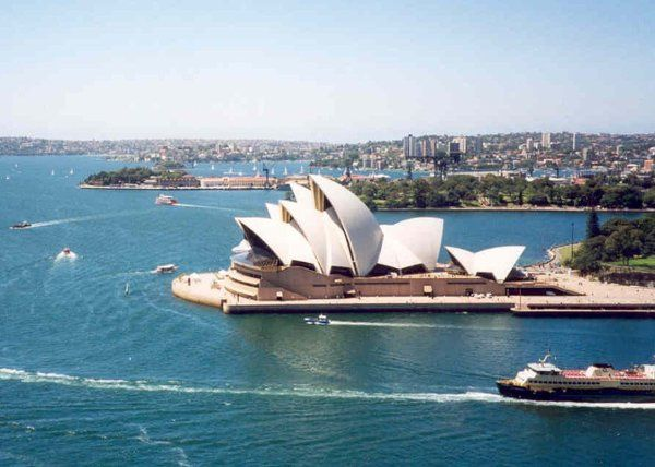 Honeymoon in Sydney Australia