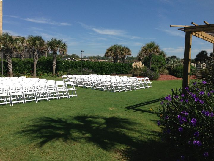 Tmx 1386002046036 North Lawn 00 Myrtle Beach, SC wedding venue
