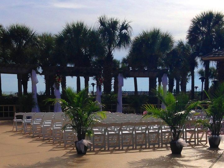 Tmx 1386003393460 Breakers Deck  Myrtle Beach, SC wedding venue