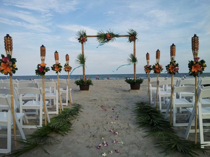 Tmx 1386005165675 Beach Ceremony  Myrtle Beach, SC wedding venue