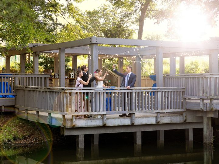 Tmx Hilton Kingston Athletic Wedding Reception Couples Toast Deck Final 16bit 51 6092 158291702846050 Myrtle Beach, SC wedding venue