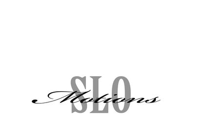 SLO Motions Video/Photo Booth