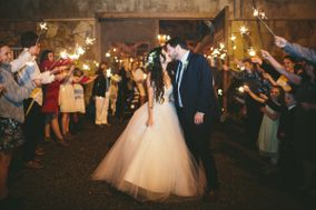 Corinna Lindsey Weddings