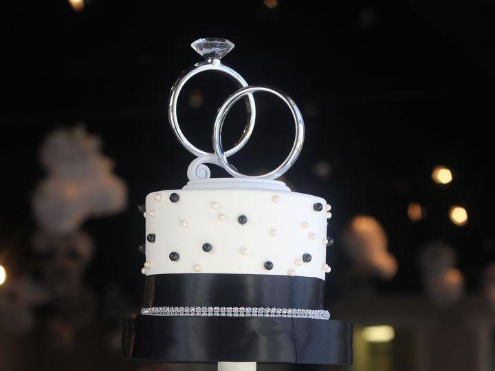 Tmx 1425766295016 Ashley Longs Cupcake Tree Louisville, KY wedding cake