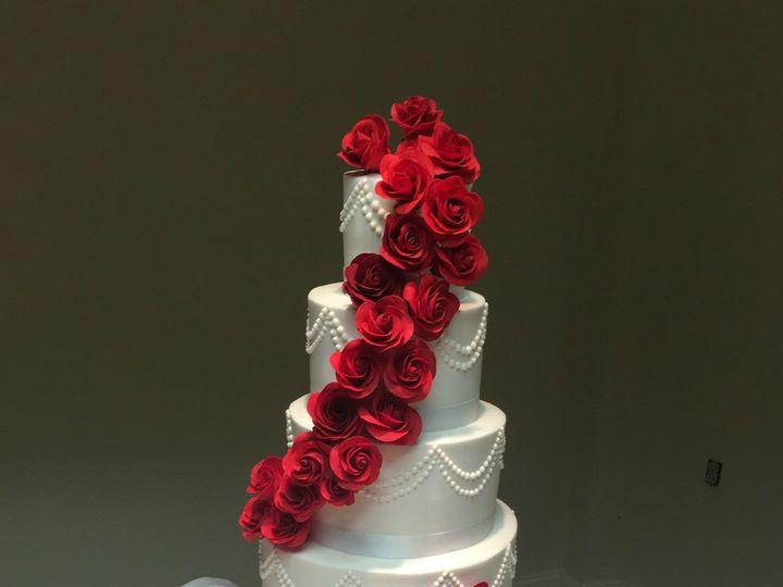 Tmx 1520792582 1e8793fc44286633 1483106732885 Img2091 Louisville, KY wedding cake
