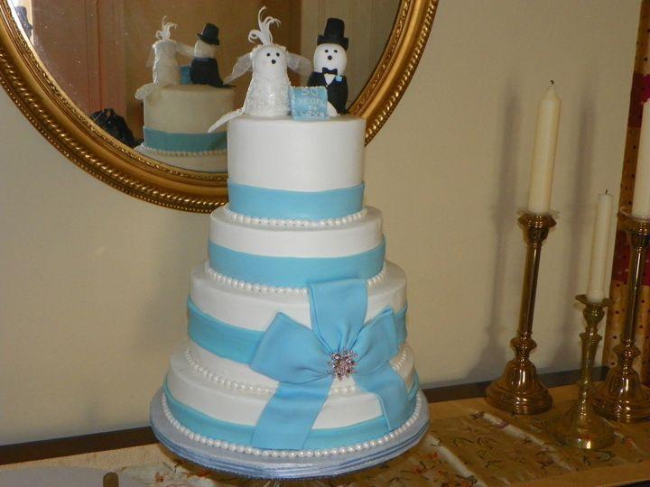 Tmx 1520793117 2c76540559206928 1520793116 Fabf65c94dd79ac3 1520793111884 1 366F3BBB 0215 452F Louisville, KY wedding cake