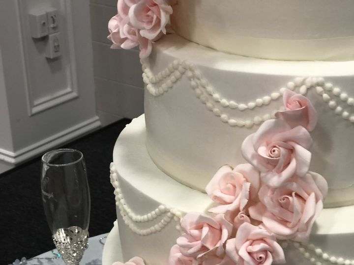 Tmx 1538918279 88d0ca67eaf76ebb 1538918274 55374443c977c904 1538918256057 7 A8E022AD 3C89 451E Louisville, KY wedding cake