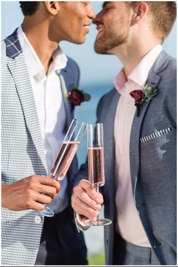 Rose celebration