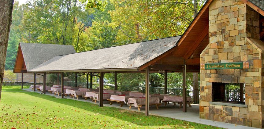 glenstone lodge picnic area