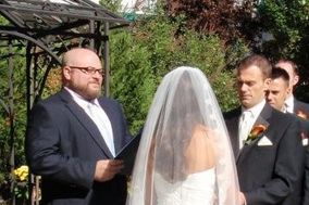 Evan Markfield, Wedding Officiant
