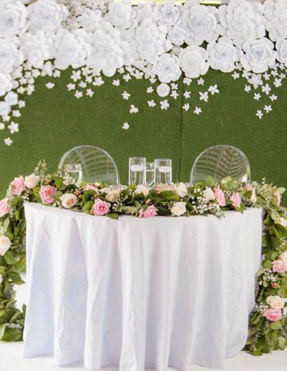 Table for the couples