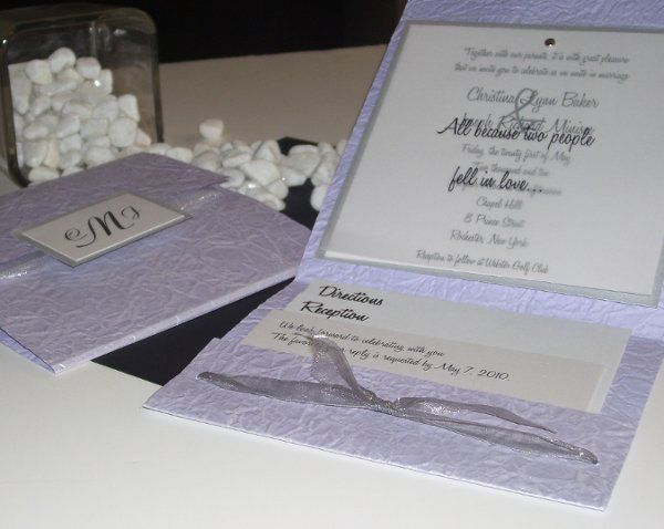 High School Crush This invitation has truly been a favorite amongst our clients. This unusual pocket...