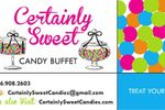 Certainly Sweet Candy Buffet image